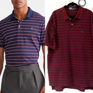 Polo By Ralph Lauren Classic Fit Polo Shirt
